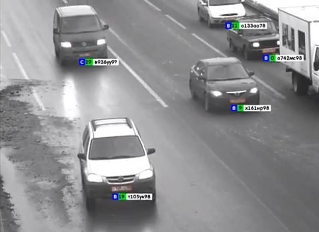 Cordon multi-target photo-radar system leaves no car untagged (video)