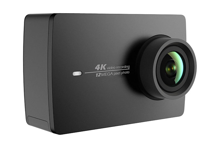 Yi Technology's next action camera promises to capture 4K at 60fps