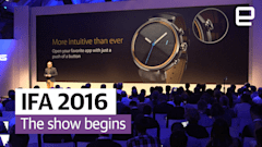 IFA 2016 warm-up: Pet treats, smartwatches and more