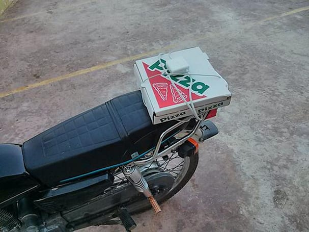 The iDelivery