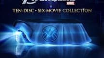 Avengers Blu-ray preorders listed, including massive 10-disc Marvel Cinematic Universe set