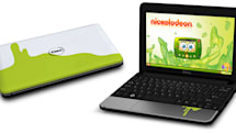 Dell's slime-covered Inspiron Mini Nickelodeon Edition primed for kids, nostalgic adults