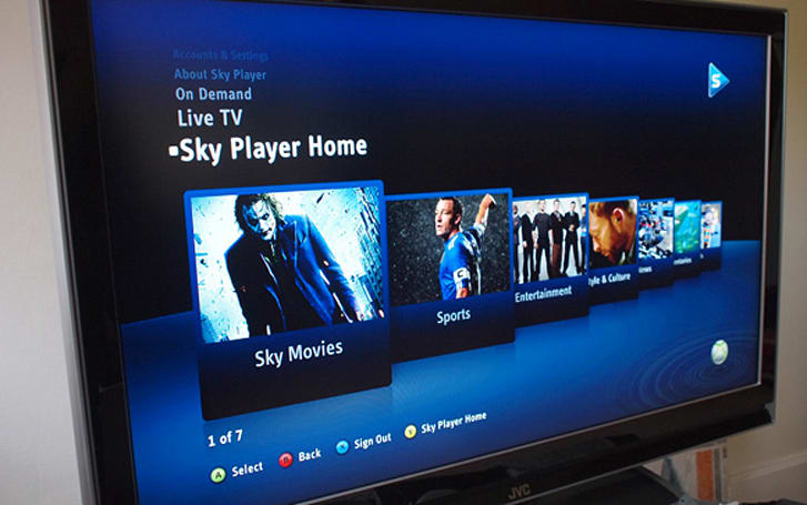 Former News Corp president wants Xbox TV channel?