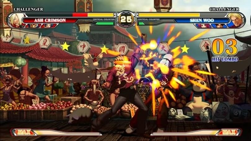 King of Fighters XII hits PS3, 360 worldwide this July
