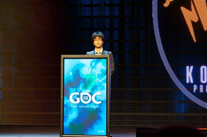Joystiq live from Hideo Kojima's GDC 2009 keynote