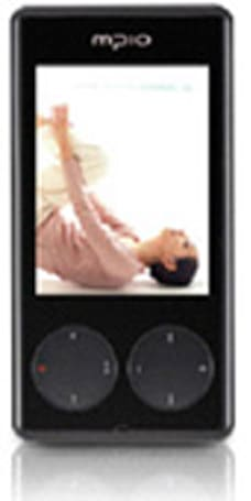 MPIO's MG300 portable media player gets official
