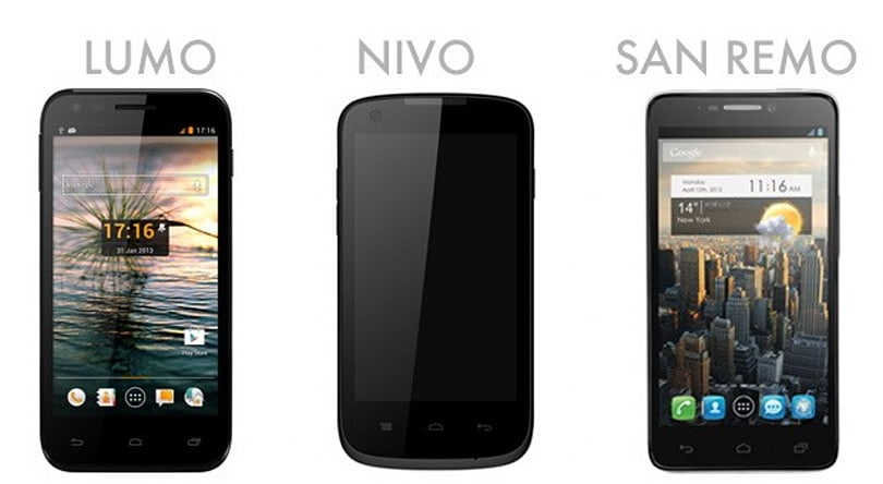 Orange's Europe-bound trio of branded phones includes its first 4G handset