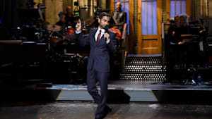 Everyone's Talking About Ansari's 'SNL' Monologue