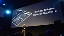 BlackBerry's 'Mercury' phone is now the KEYone