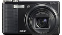 Ricoh CX2 has 10.7x optical zoom, CX1 pedigree