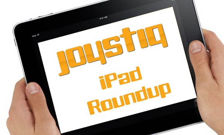 iPad Roundup: Here's the stuff that may interest you