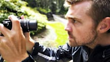 Nature Valley creating Street View-style tour of National Parks, chews through countless granola bars to do so