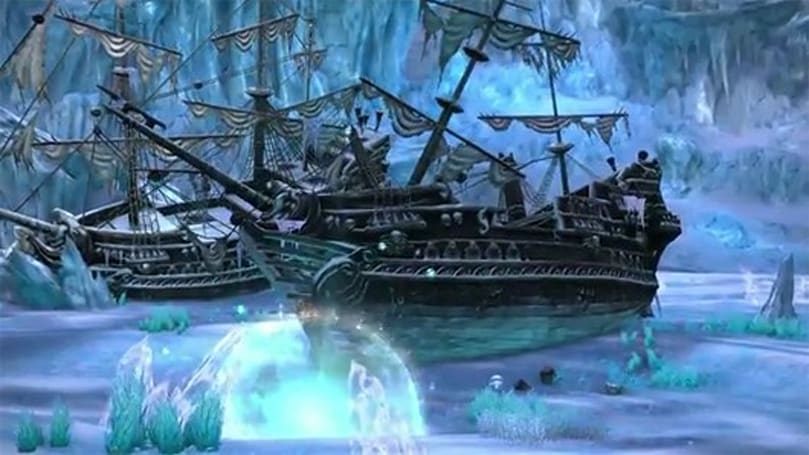 TERA fly-through video shows off southern Shara
