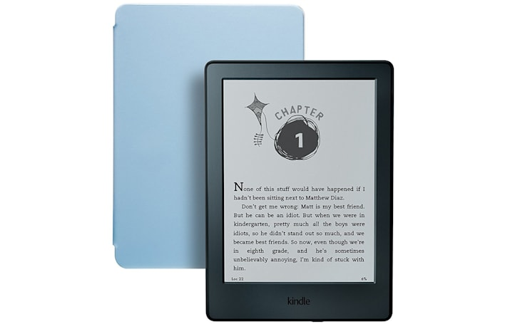 Amazon's Kindle for Kids bundle offers children's books for $99