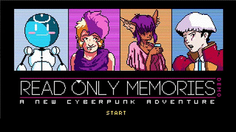 Demo for GaymerX game Read Only Memories now available