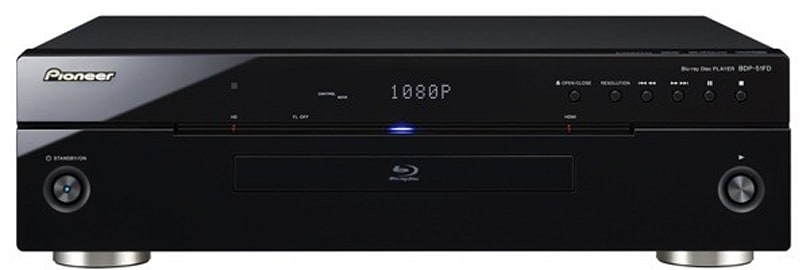 Pioneer introduces Elite BDP-05FD / BDP-51FD Blu-ray players