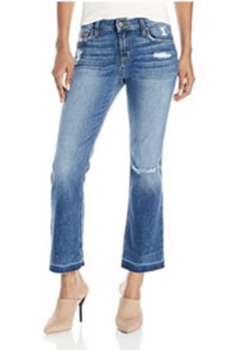 Joe's Jeans Olivia Cropped Flare Jeans