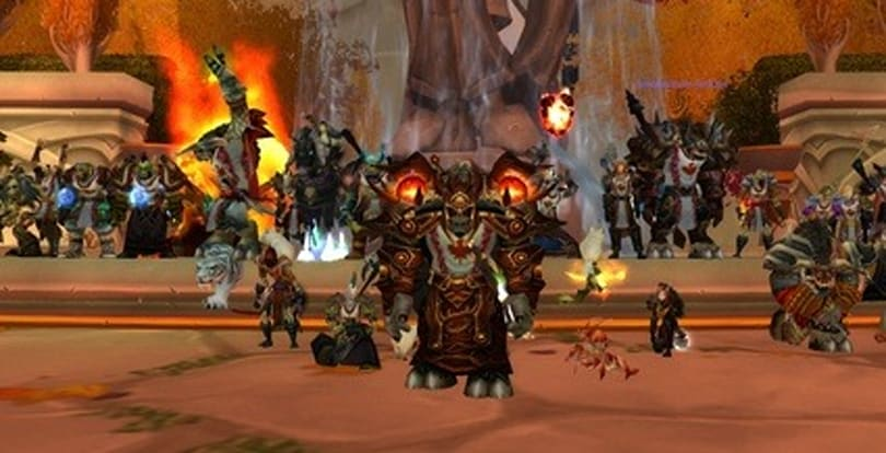 March Guild of the Month: The Holy Crusade of Bleeding Hollow