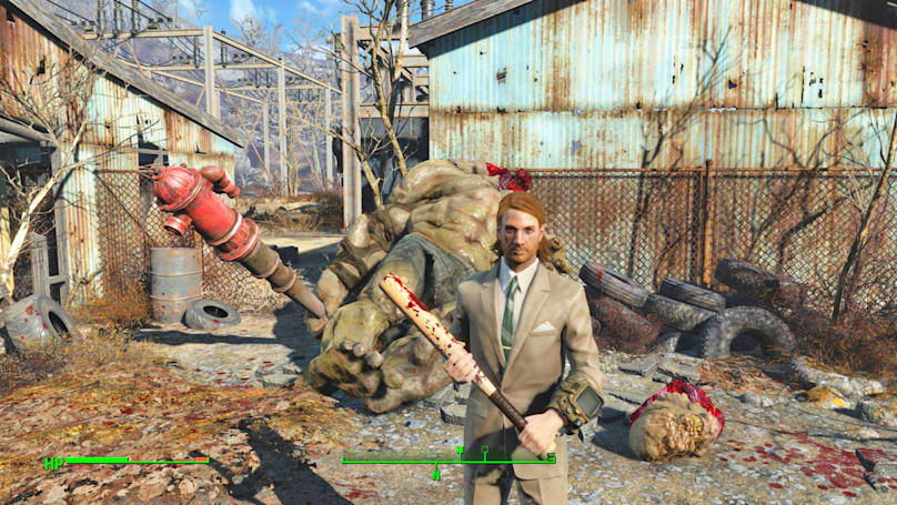 Jerks are plagiarizing 'Fallout 4' PC mods on Xbox One