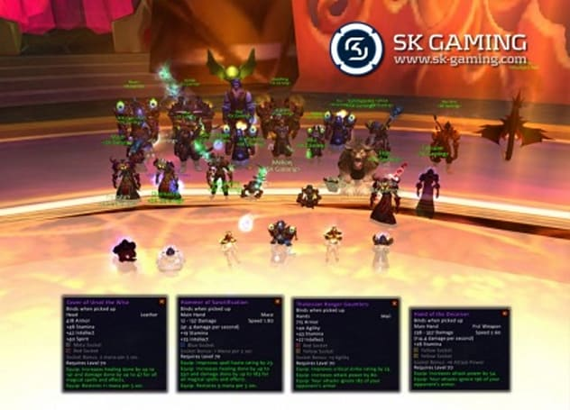 SK-Gaming downs Kil'jaeden for world first