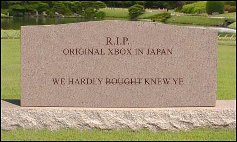 Microsoft kills support for the original Xbox in Japan