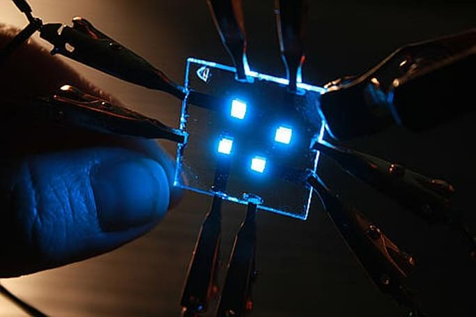 Scientists purportedly improve blue OLED efficiency by 25%