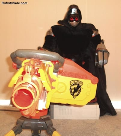 Vadersapien has little to do with Darth, much to do with a troubled childhood