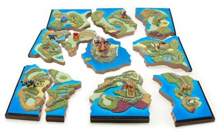 Assemble a world with Dragon Quest 25th anniversary diorama
