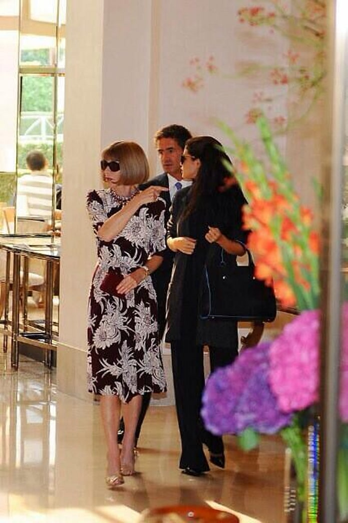 Selena Gomez lunches with Anna Wintour: 5 things they may have been talking about