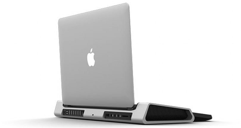 Henge announces its latest Horizontal Dock for MacBooks, loads of ports for connecting your wares