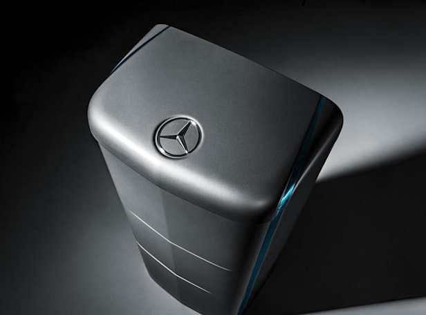 Mercedes-Benz takes on Tesla with a home battery of its own