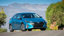 Prius plug-in drivers in Japan can earn real-world rewards for electric driving
