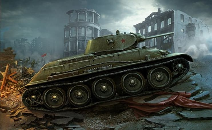 Wargaming announces World of Tanks Generals