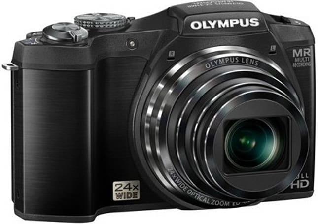 Olympus unveils SZ-31MR camera: 16 megapixels, 24x optical zoom
