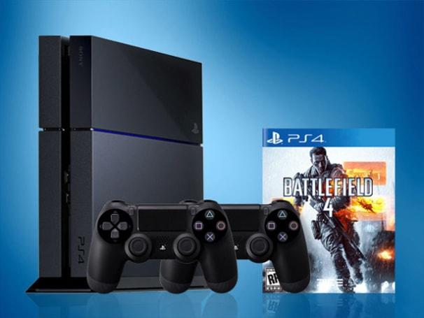 Joystiq Deals: PS4 Battlefield 4 Bundle Giveaway