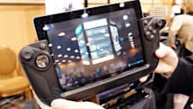Wikipad gets chromed out buttons and Big Fish games, we go eyes-on