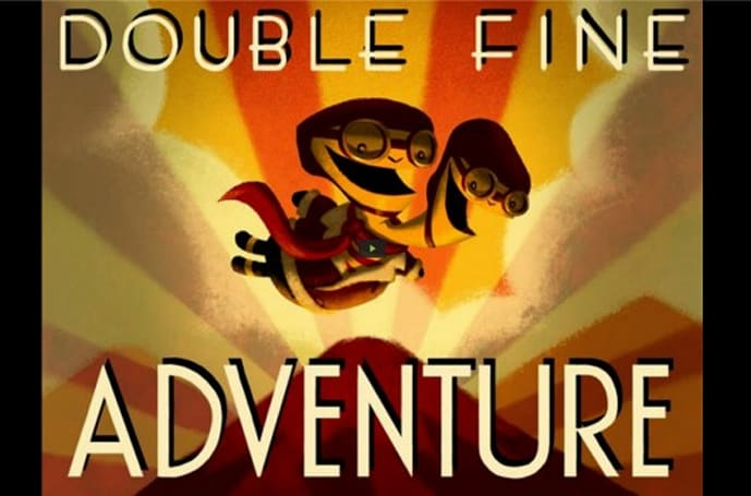 Double Fine Adventure Kickstarter concludes with $3,335,265 amassed