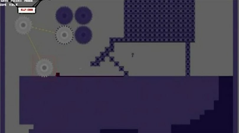 Super Meat Boy's devmode uncovered by modding community
