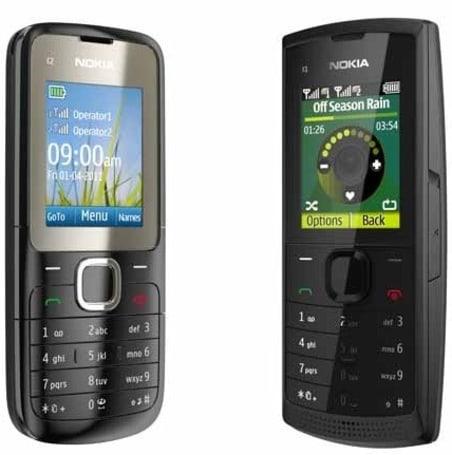 Nokia's promised dual-SIM handsets arrive, look strangely familiar