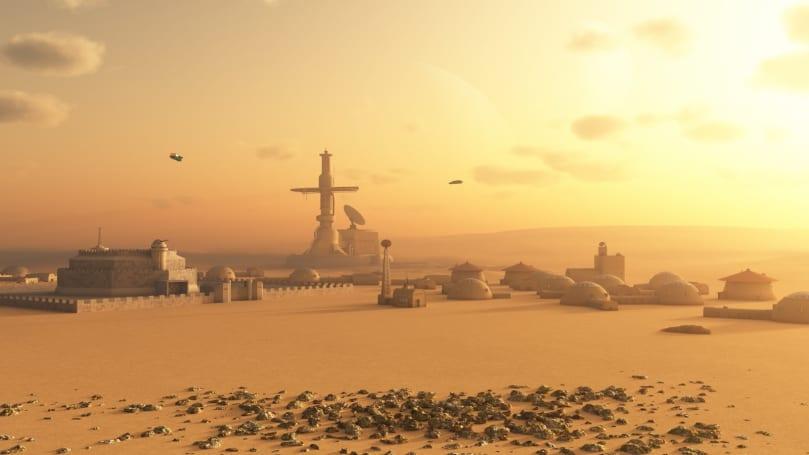 Meet NASA's robot destined to mine Martian soil