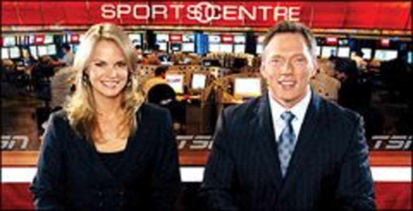 Oh, Canada: TSN SportsCentre HD launches today