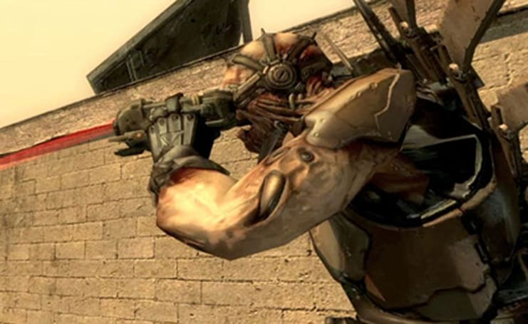 Enemy Territory: Quake Wars is fighting through enemy territory to get to the Mac