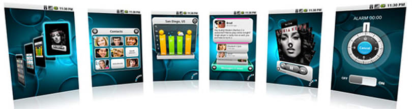 TAT Home: the gesture-powered 3D home screen your Android device has longed for