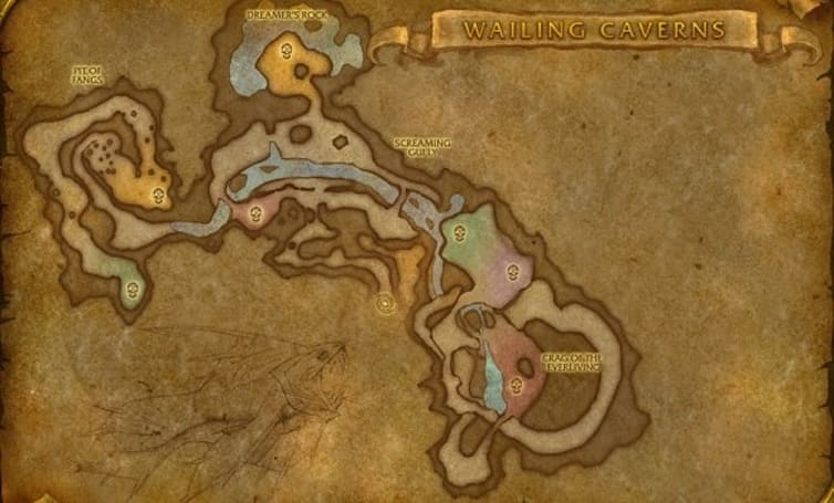 Patch 4.1: New Wailing Caverns layout unveiled