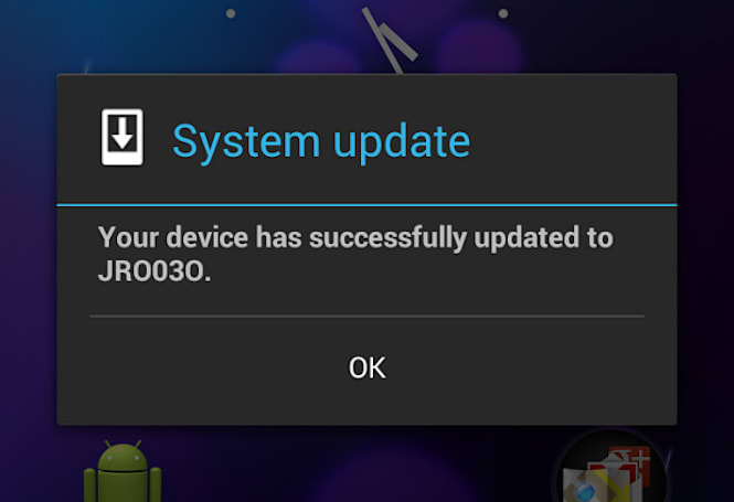 Verizon Galaxy Nexus finally lands Jelly Bean update