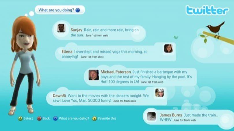 Pachter: Last.fm, Twitter the most important features of E3