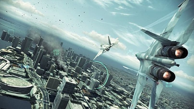 Report: Ace Combat: Assault Horizon Legacy Plus flies to 3DS