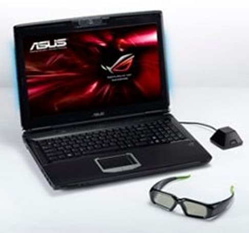 Clevo W860CU 3D and ASUS G51JX-3D bring three-dee to US laptopers