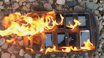 Die ganze iPhone-Familie brennt und keiner überlebt