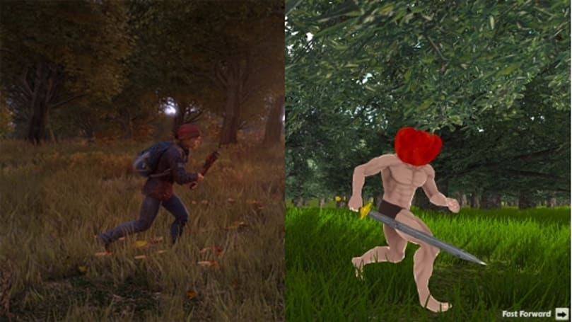 Probably Archery dev teases DayZ-inspired gameplay mode